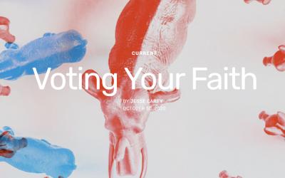 Voting your faith