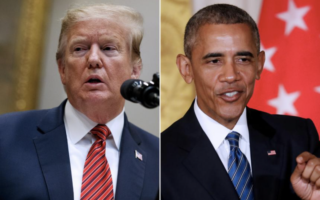 Barack Obama Facing Backlash for Taking a Shot at Evangelical Hispanics Who Supported Trump