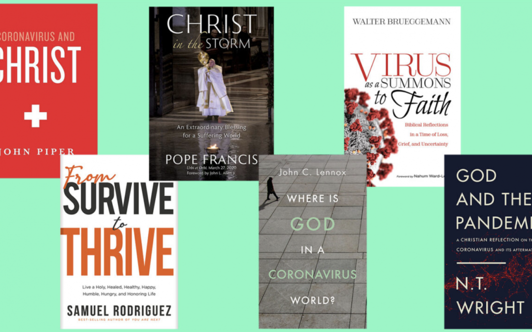 The COVID-19 books have arrived: From Pope Francis, John Piper, N.T. Wright and more