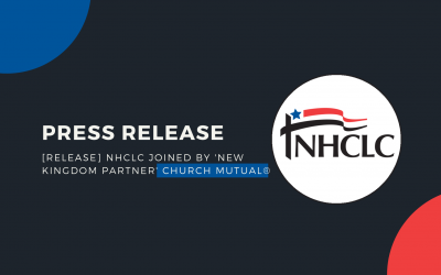 [Release] NHCLC joined by 'new kingdom partner' Church Mutual®