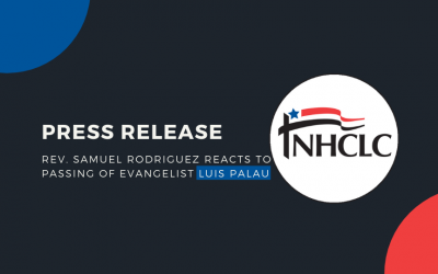 Rev. Samuel Rodriguez reacts to passing of evangelist Luis Palau