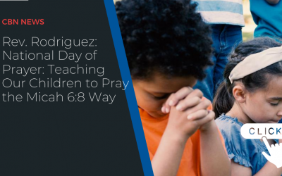 National Day of Prayer: Teaching our children to pray the Micah 6:8 way