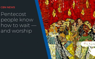 Rev. Rodriguez: Pentecost people know how to wait – and worship
