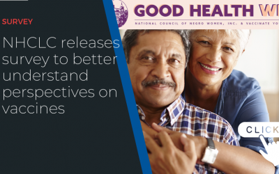 NHCLC release survey to better understand perspectives on vaccines