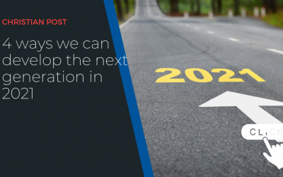 4 ways we can develop the next generation in 2021